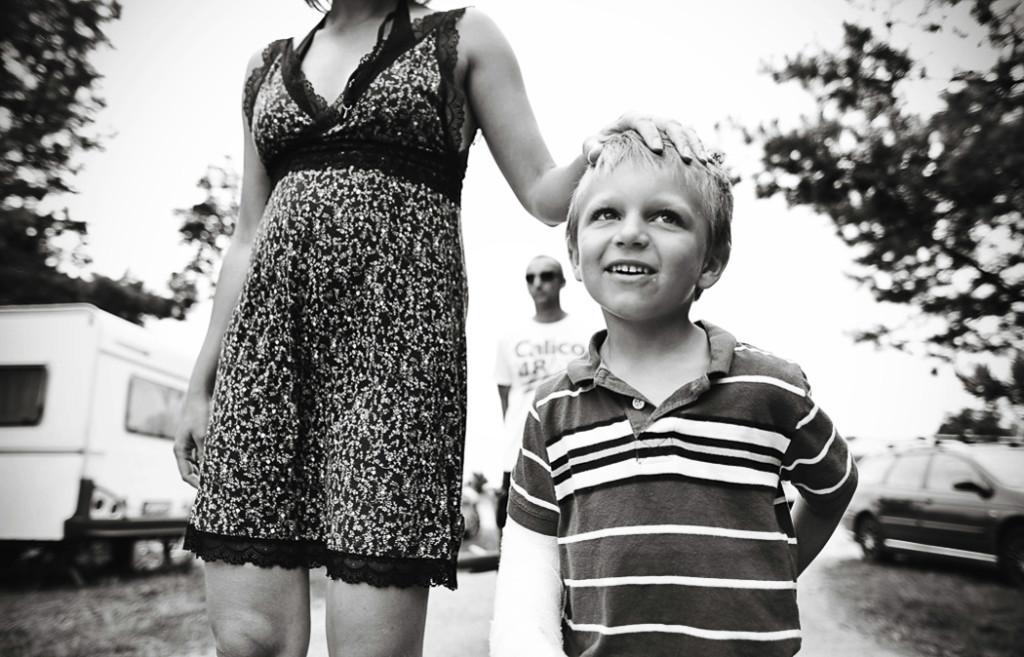 14 summer wakacje dzieci lato sesja
