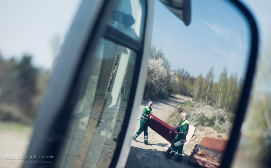 11 elwirak wystawki spring cleaning wysypisko bezdomni