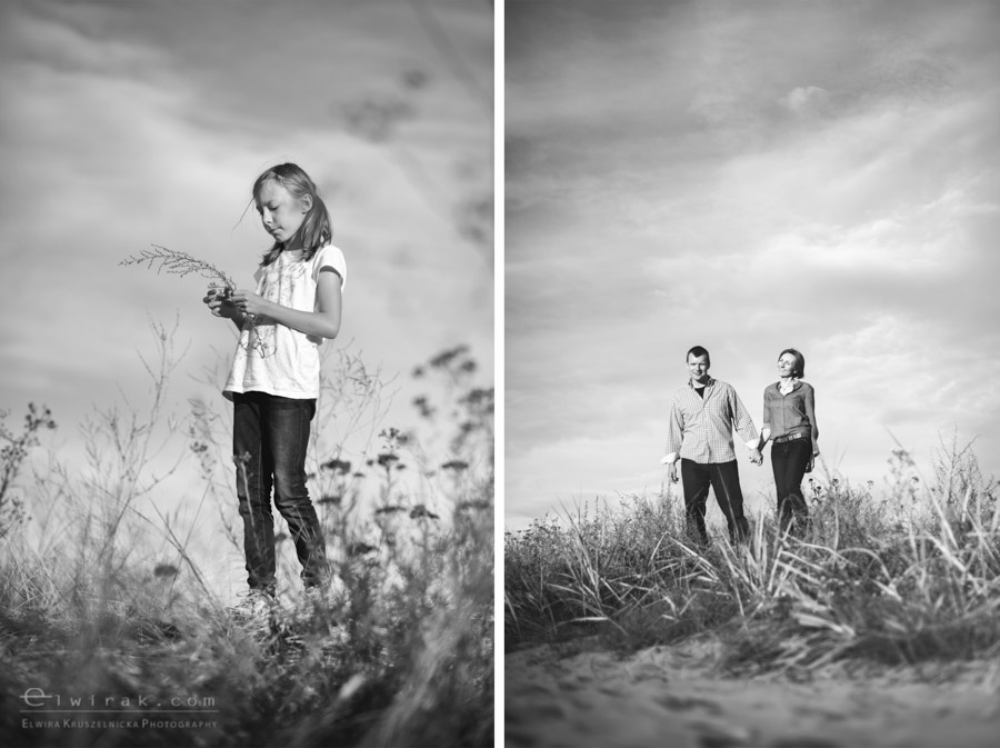 21 sesja fotograficzna rodzinna spacer reportaz