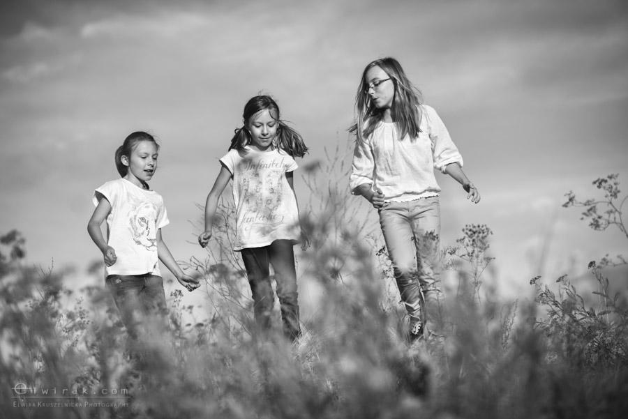 22 sesja fotograficzna rodzinna spacer reportaz