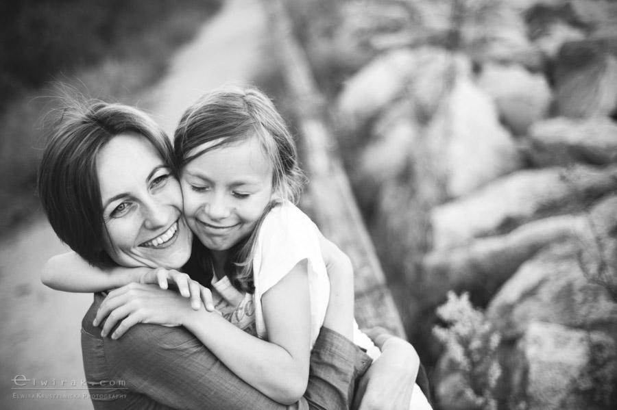 3 sesja fotograficzna rodzinna spacer reportaz