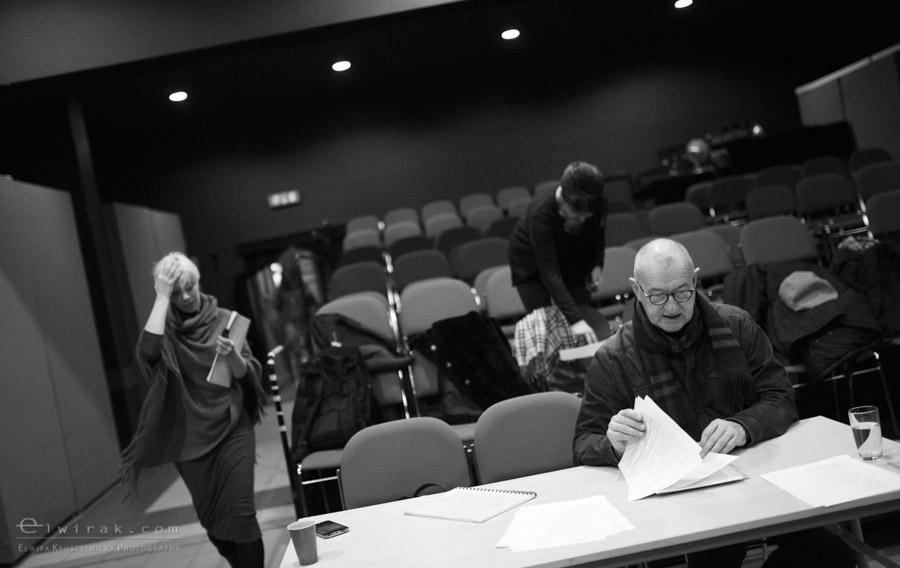 50 teatr muzyczny aktorka garderoba reportaz
