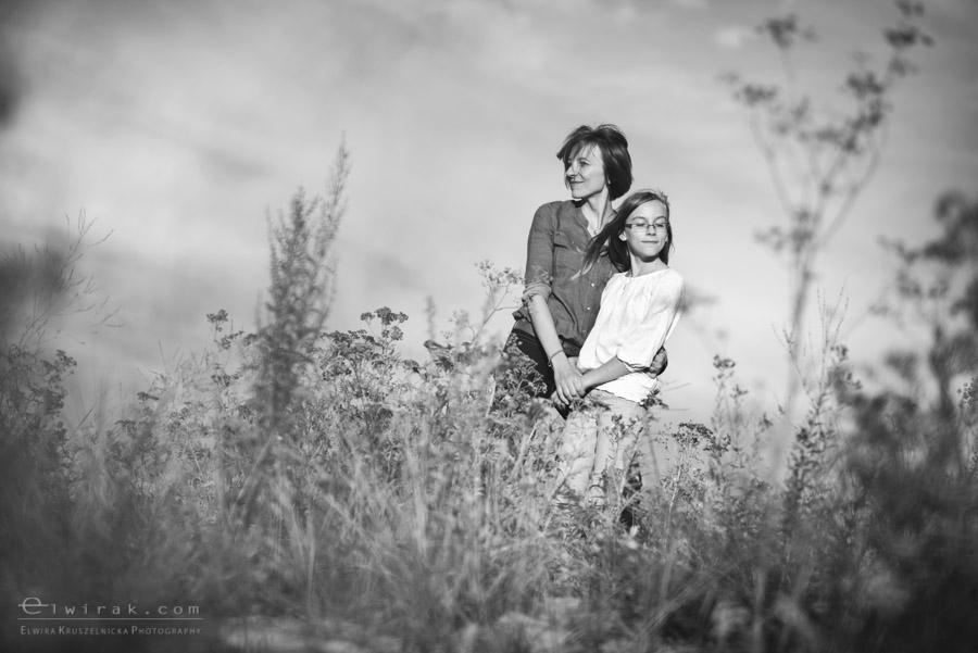 6 sesja fotograficzna rodzinna spacer reportaz