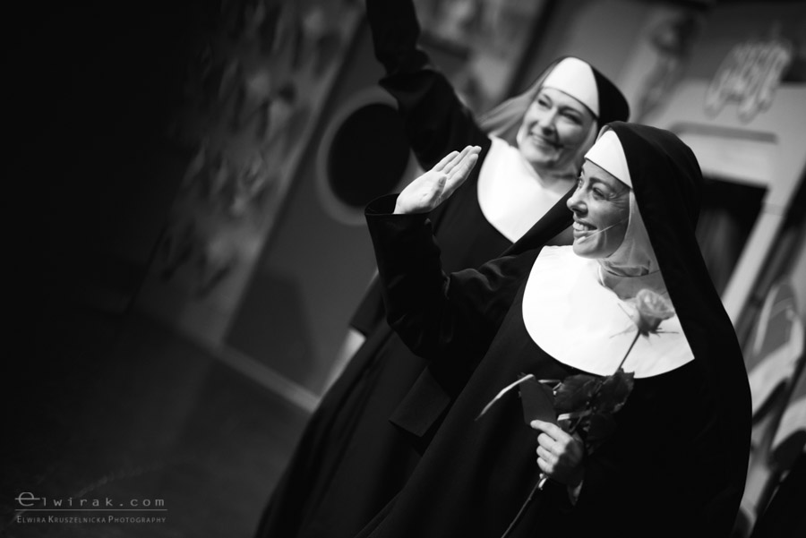 89 teatr muzyczny aktorka garderoba reportaz