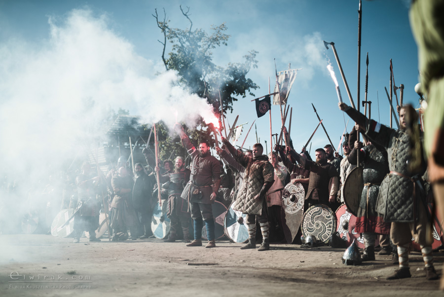 15 wikingowie slowianie festiwal Wolin vikings
