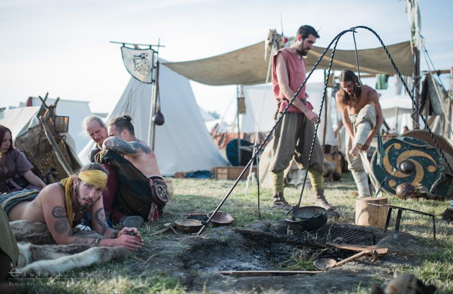 29 wikingowie slowianie festiwal Wolin vikings