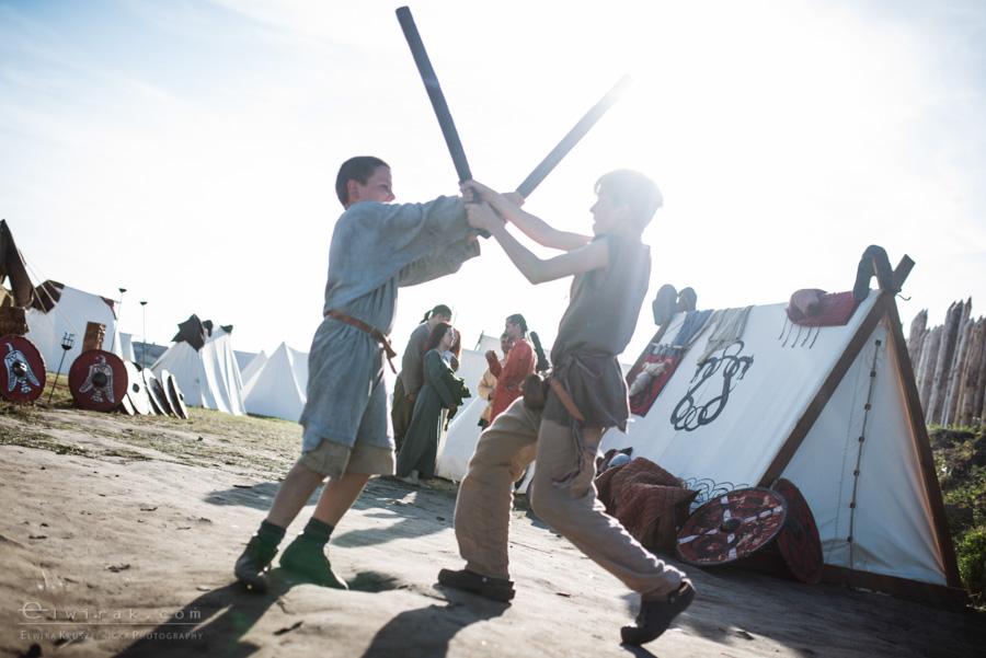 37 wikingowie slowianie festiwal Wolin vikings
