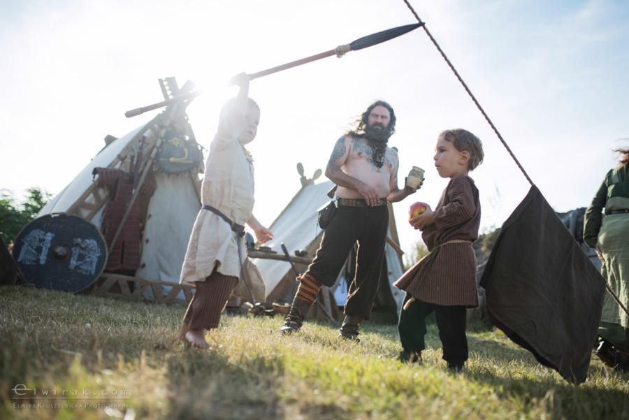 46 wikingowie slowianie festiwal Wolin vikings