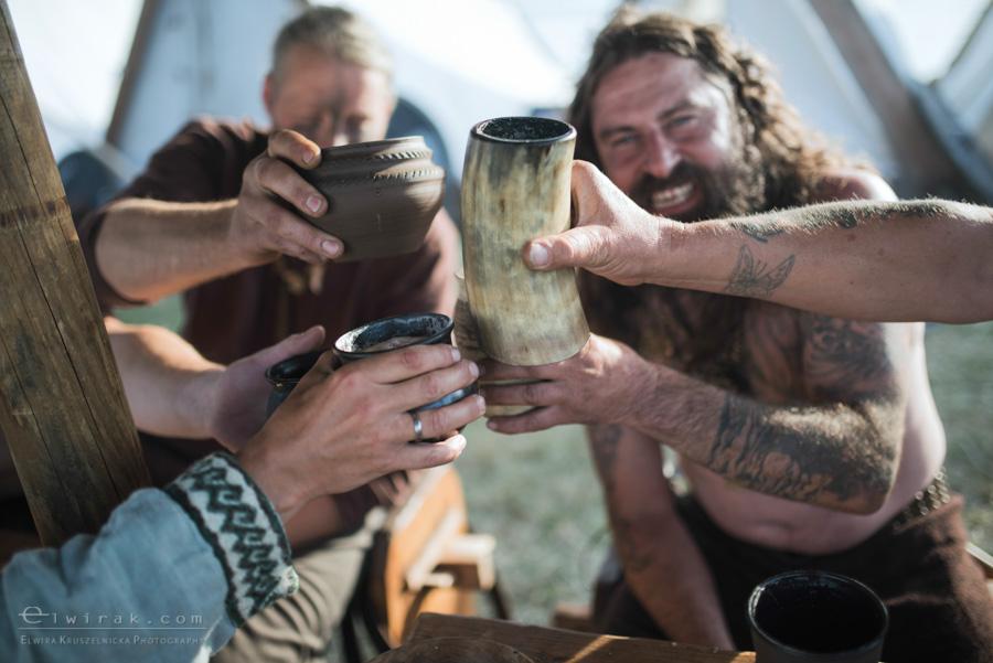 61 wikingowie slowianie festiwal Wolin vikings