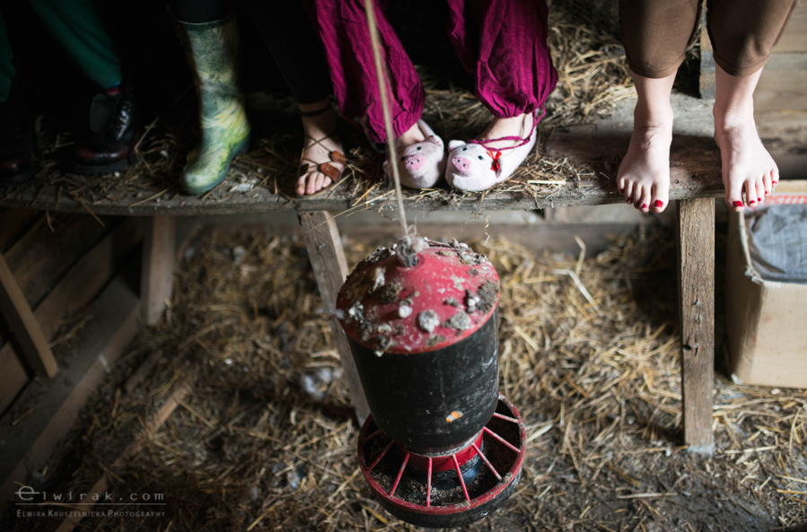 19 wiosna kobiety nogi na wsi