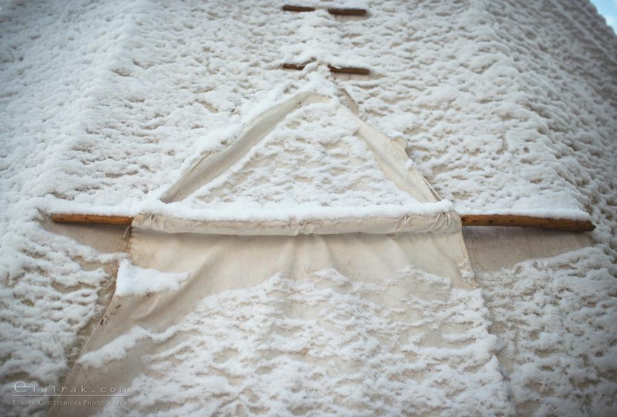 07 tipi zima szaman kaszuby Gdynia magia