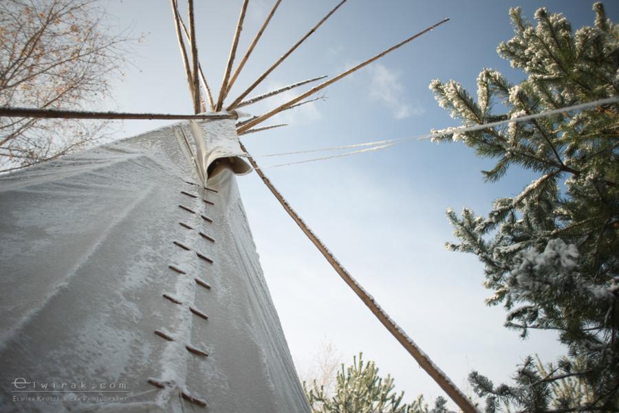 12 tipi zima szaman kaszuby Gdynia magia