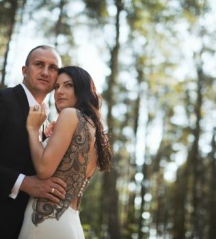 Ślub Sylwii i Adama
