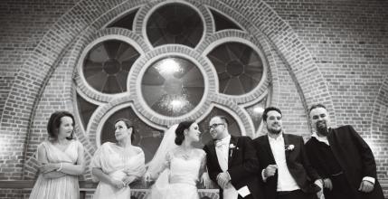 Ślub Kasi i Mateusza w stylu Belle Époque