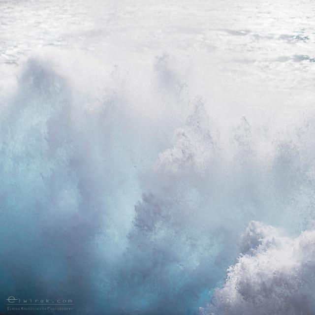 Morze Srodziemne Fale Blekit wydruki art sea (2)