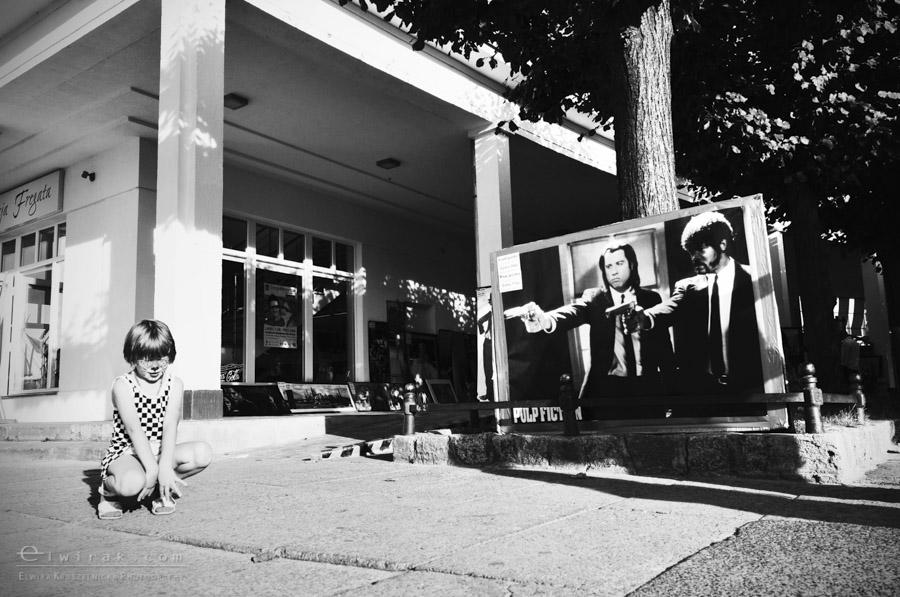 07 street miasto Gdynia wydruki art