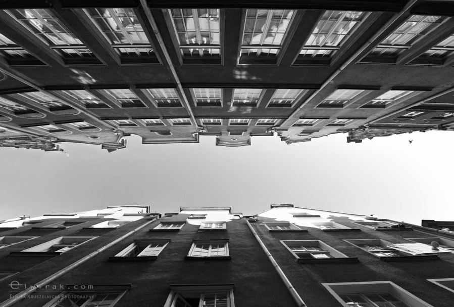 10 street miasto Gdynia wydruki art