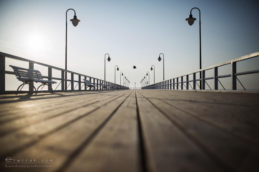12 Gdynia street miasto zdjęcia artystyczne