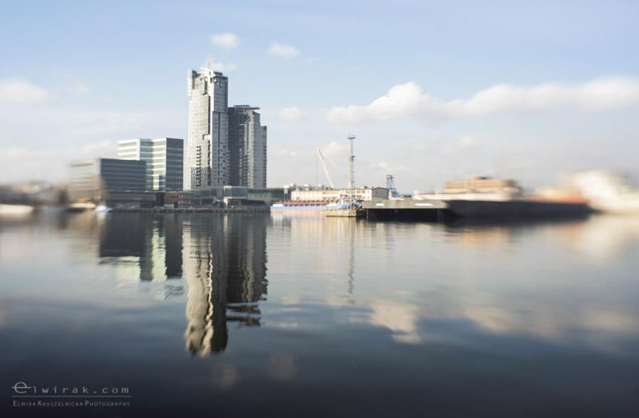 15 Gdynia street miasto zdjęcia artystyczne