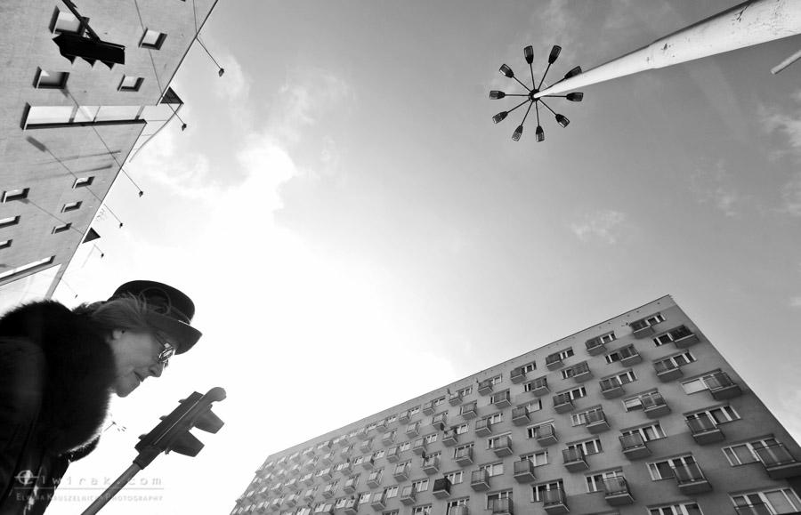 15 street miasto Gdynia wydruki art