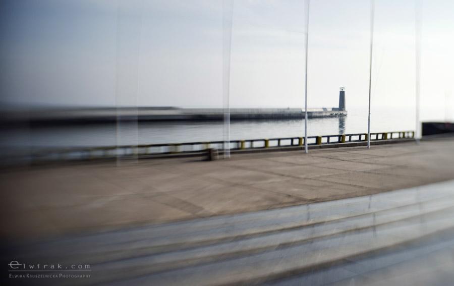 16 Gdynia street miasto zdjęcia artystyczne