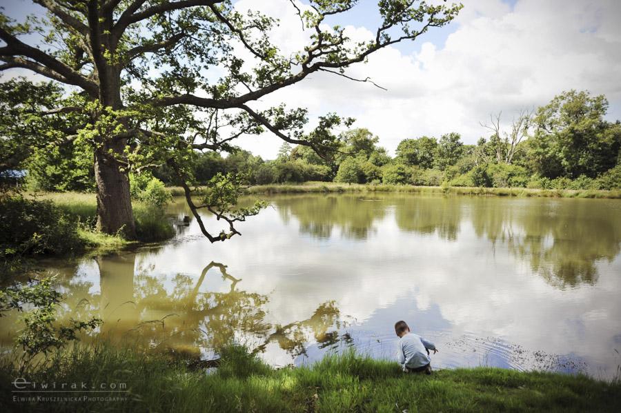 30 wiosna lato jesien natura liscie łąki