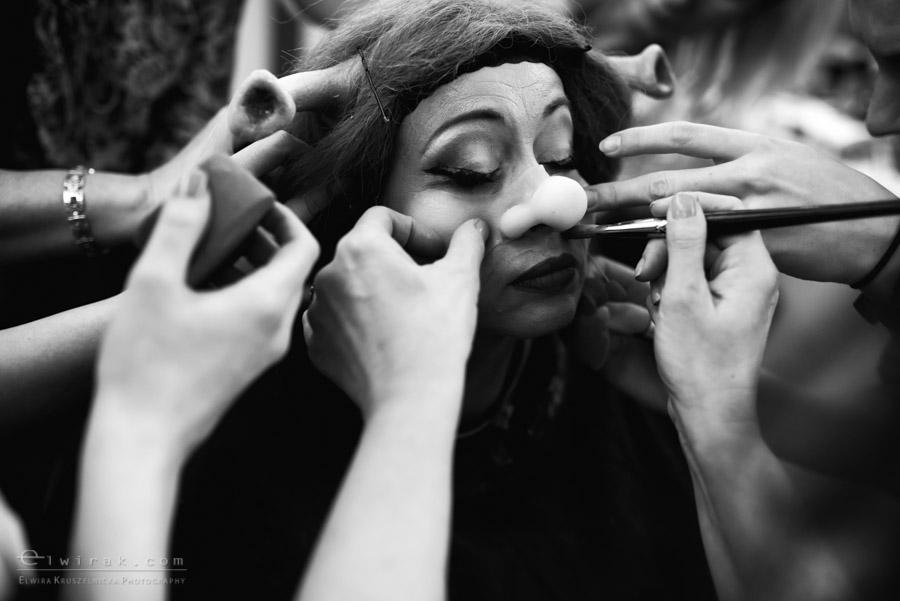 40 teatr muzyczny aktorka garderoba reportaz