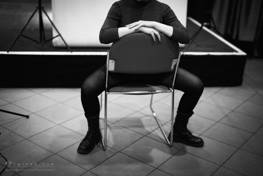 61 teatr muzyczny aktorka garderoba reportaz