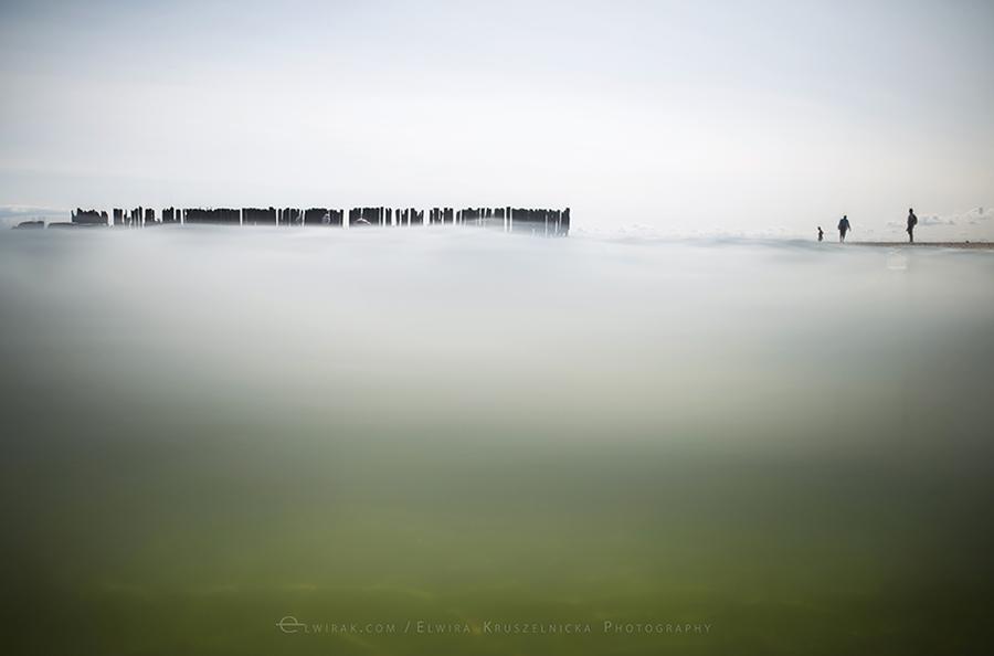 Gdynia podwodne zdjecia Babie Doly
