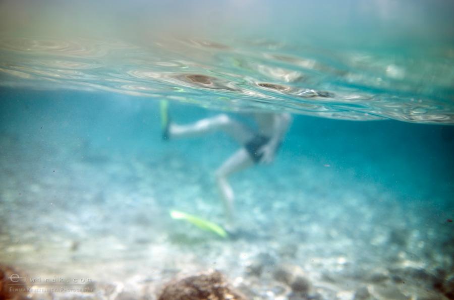 12 wakacje podwodne morze underwater paradise raj