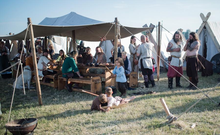 41 wikingowie slowianie festiwal Wolin vikings