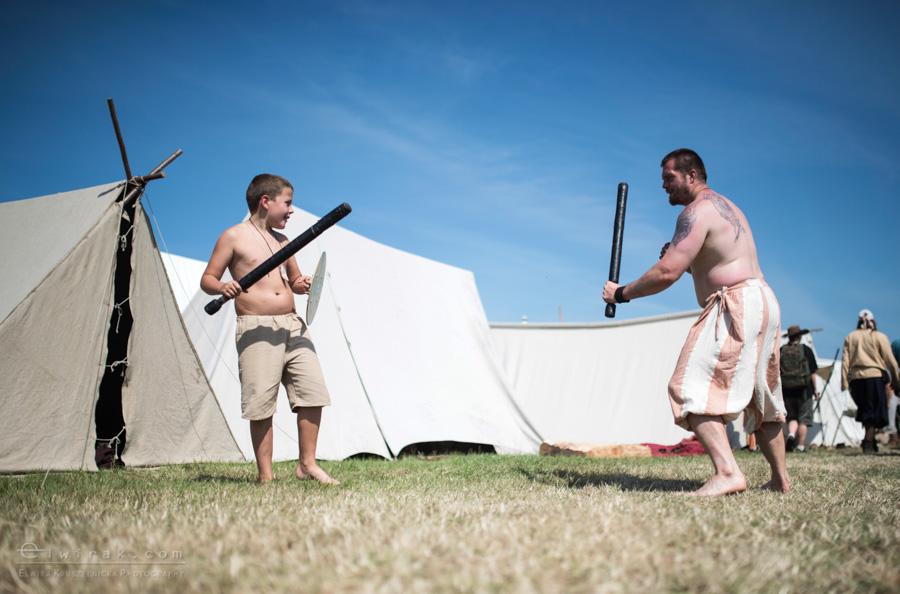 43 wikingowie slowianie festiwal Wolin vikings