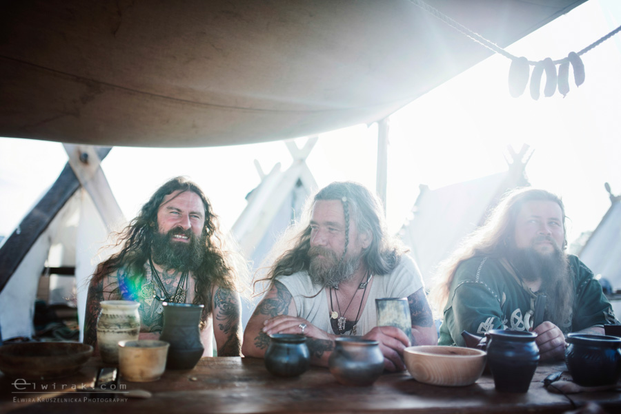 50 wikingowie slowianie festiwal Wolin vikings