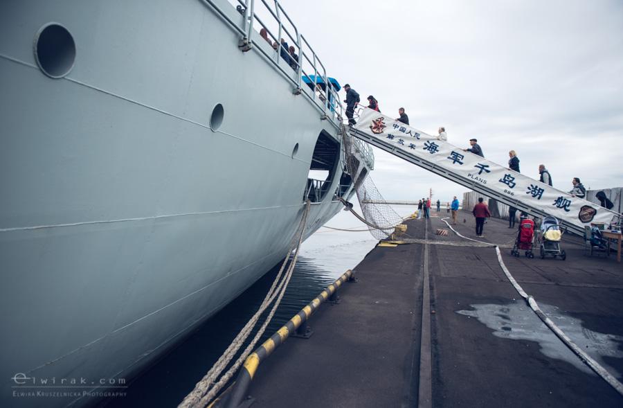 04 Gdynia okrety chinskiej armii wojskowe