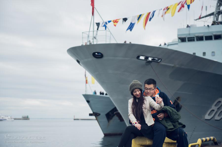 05 Gdynia okrety chinskiej armii wojskowe
