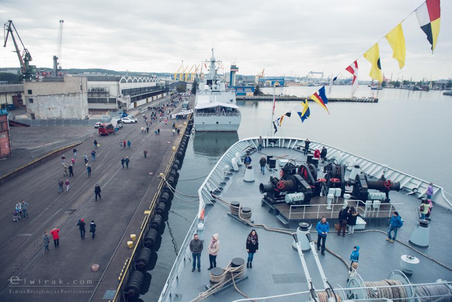 23 Gdynia okrety chinskiej armii wojskowe