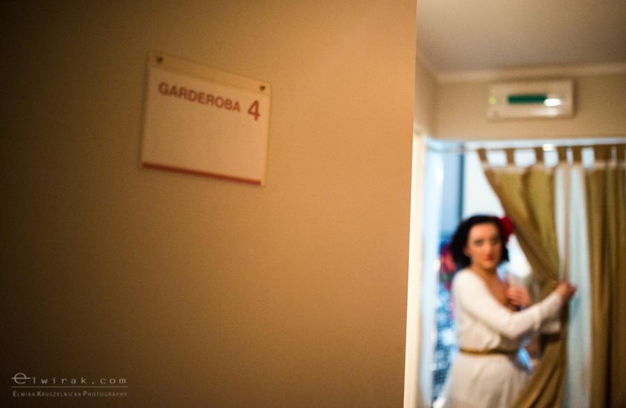 30 teatr muzyczny Gdynia garderoba aktorki_
