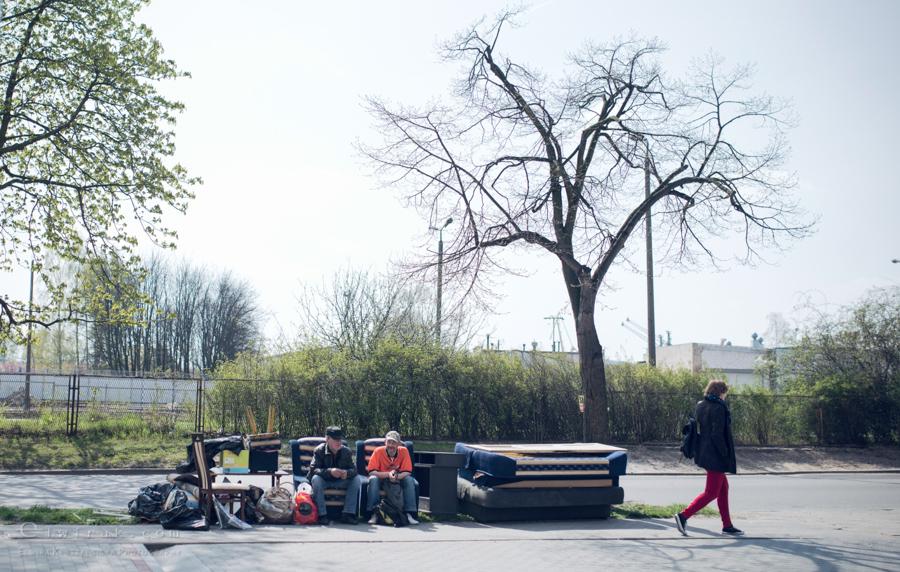 17 elwirak wystawki spring cleaning wysypisko bezdomni