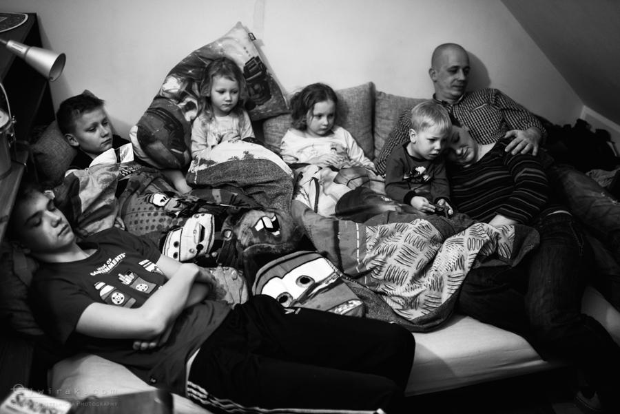 35 rodzina codziennosc dzieci wielodzietna