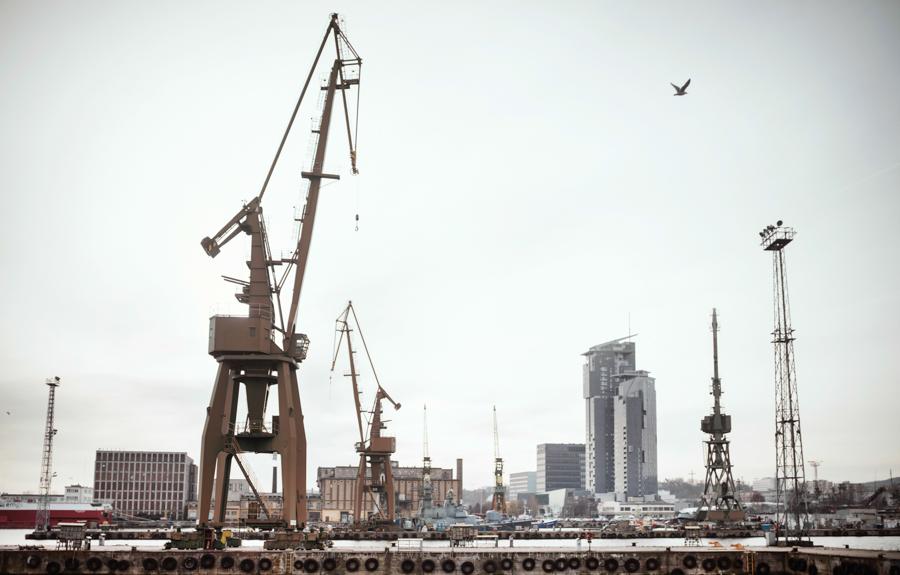industralne wnetrza zdjecia stocznia port fabryka Gdynia (30)