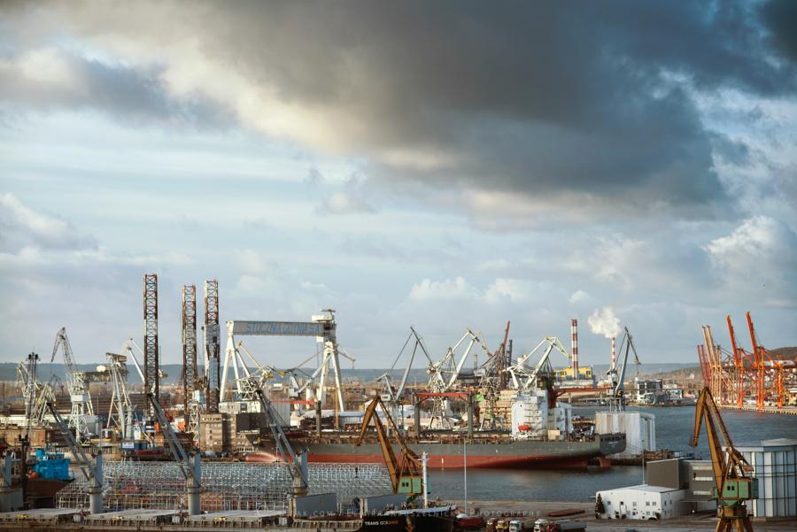 industralne wnetrza zdjecia stocznia port fabryka Gdynia (48)