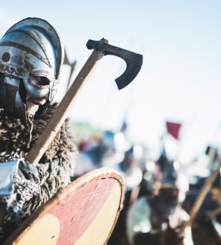 Of Vikings' Blood